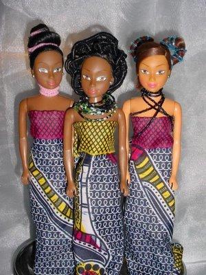 Queens of África