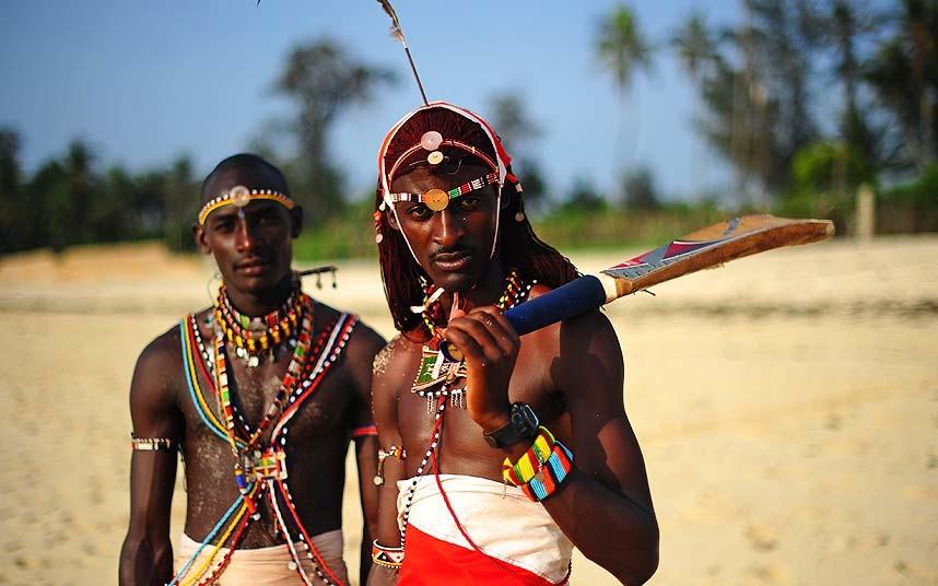Tribo Maasai