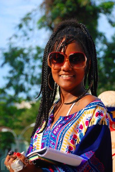 Luiza Brasil, 2008 / Reprodução - RioEtc