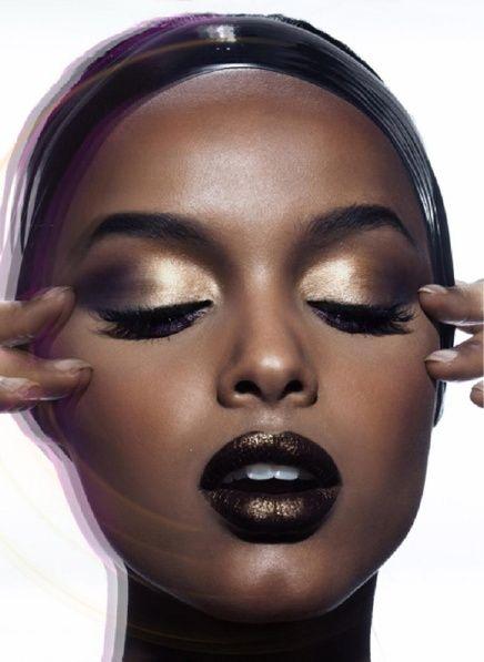 mequetrefismos-maquiagem-festa-pele-negra-olhos-metalizados