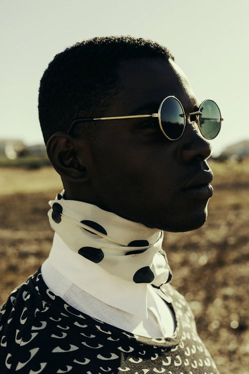 men - fashion - cool - culture- afro- art